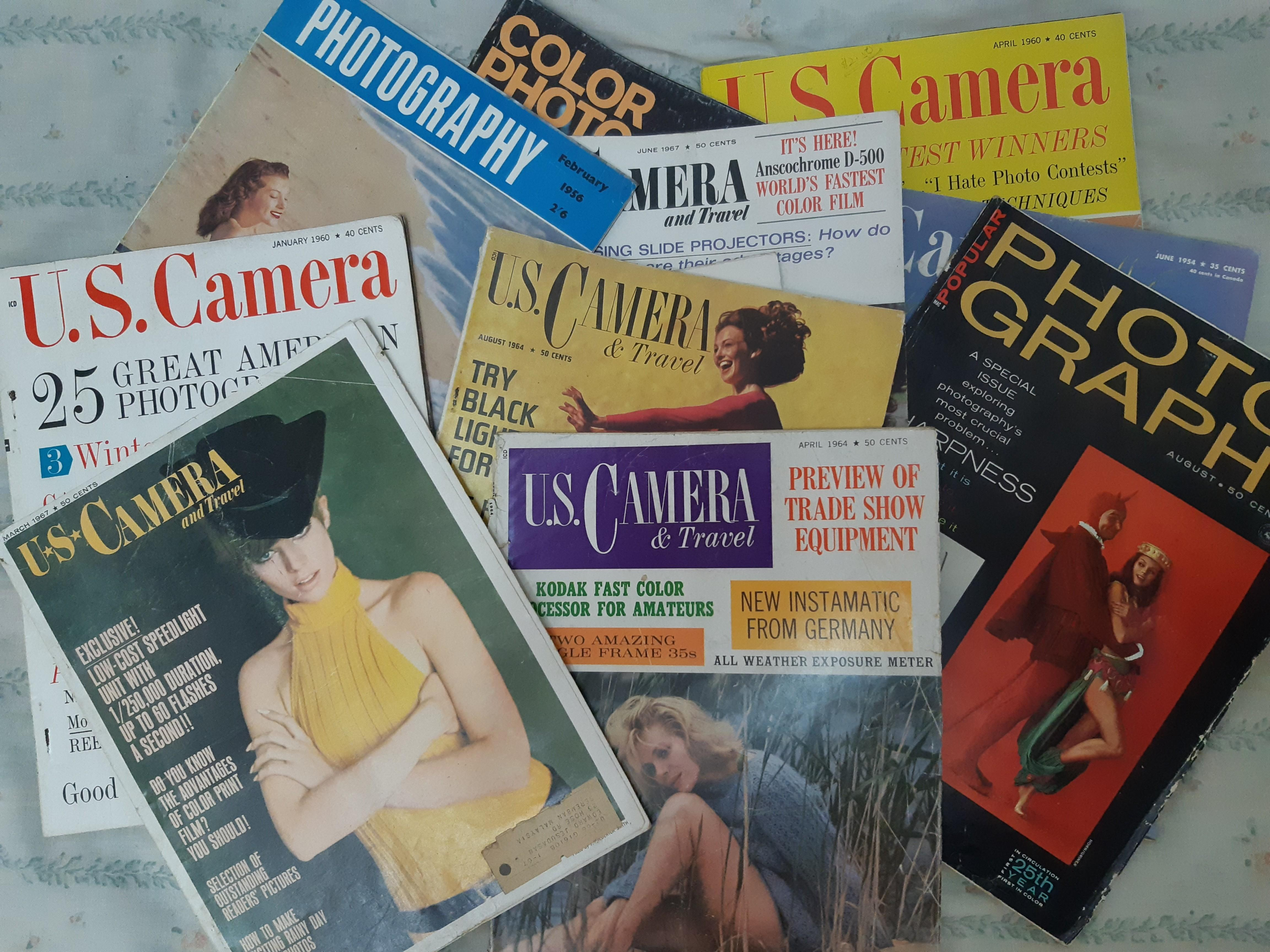 Photography - 50 issues Magazine Collection