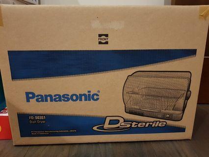 Panasonic Dsterile Dish Dryer FD-S03S1