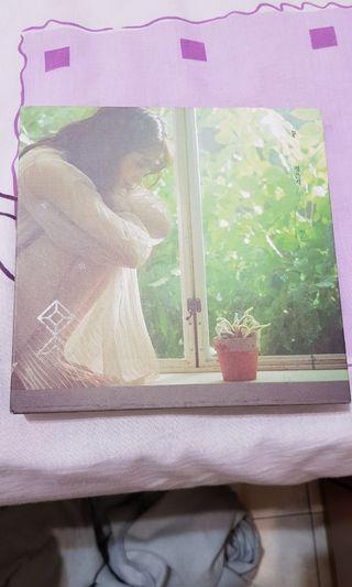 [WTS] Eunji 2nd mini album The空间