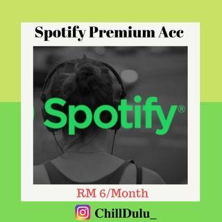 (Not APK) Spotify Premium Account