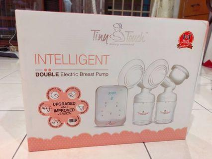 Original Tiny Touch (upgraded version) Intelligent Electric Double Breast Pump