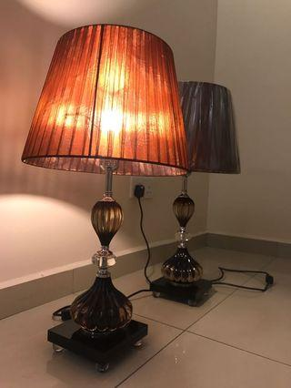 Classic Table Lamp (One pair)