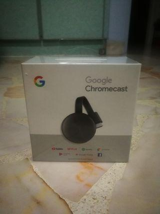 Local Google ChromeCast 3
