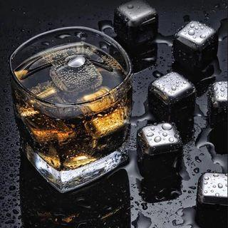 Stainless steel Ice Cube / Cooler
