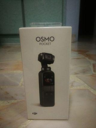 Osmo Pocket 4K gimbal
