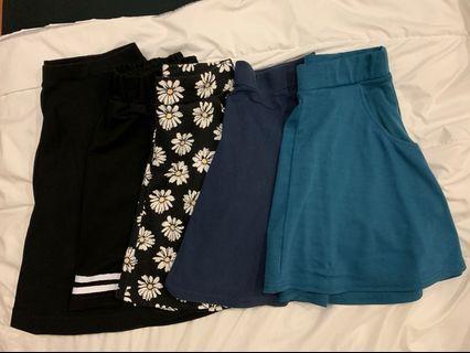 Skater Skirts [1 for $6, 2 for $10]