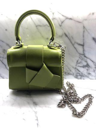 Material Lipstick Mini Alyson Bag
