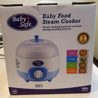 Baby Safe baby food steam cooker