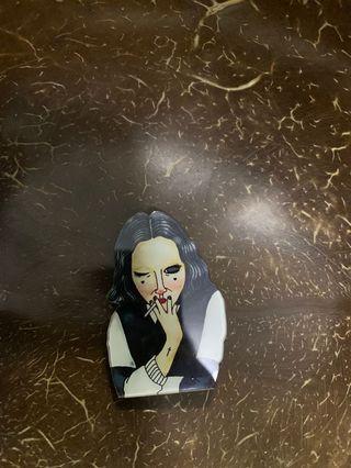 🚚 Lady Pin