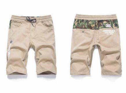 aape 短褲