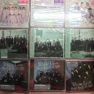 Hey!Say!JUMP加West cd