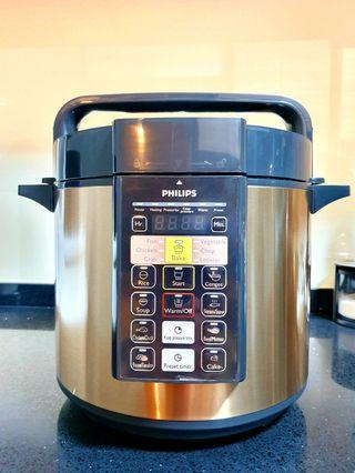 *Reduced Price!!! Philips Electric Pressure Cooker