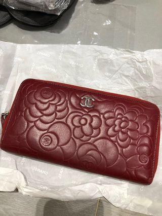 5d2d4f33e78b chanel wallet long zip | Luxury | Carousell Singapore