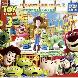 🚚 玩具總動員 扭蛋 轉蛋 豬排博士