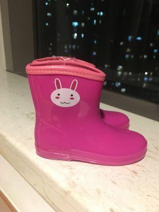 日本全新 size17cm 水鞋