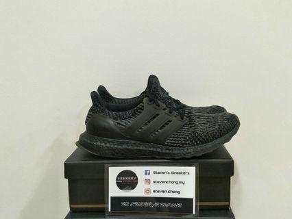 181d58163d9 Adidas Ultra Boost Triple Black