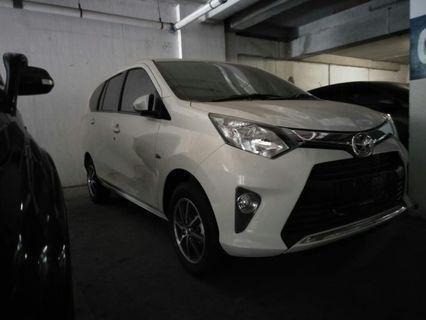 Toyota CALYA tahun 2017 nol KM