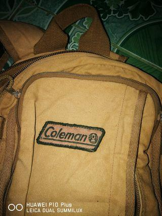 Coleman bagpack