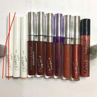 New💄Colourpop lipstick/lip tint/lip gloss💄nyx