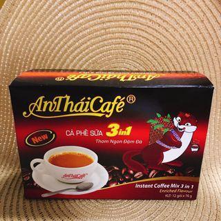 越南 咖啡 3合1 (一盒12條)地道 好飲!