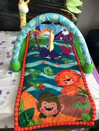 🚚 Shears baby gym mat