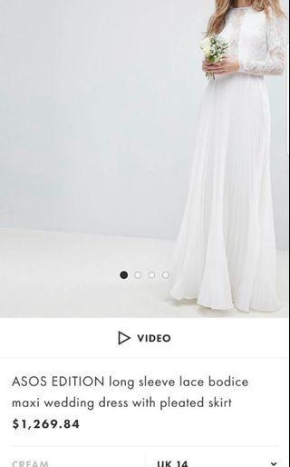 輕婚紗(加大碼)