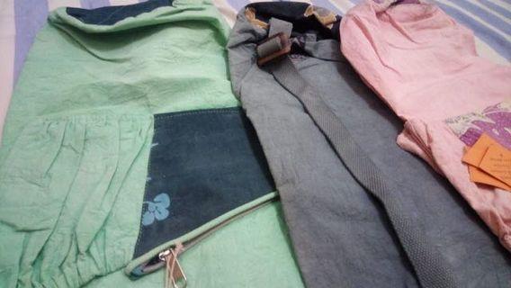 Yoga Bag / Tas Yoga Matrass Batik