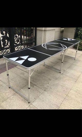 🚚 Beer pong table