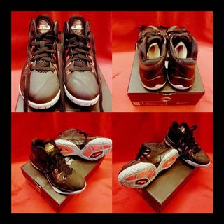 532d56ccc1b9a6 Jordan and Lebron Shoes (Women Size 7y)