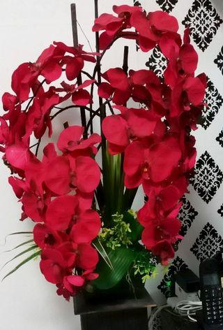 Artificial Flower orchid