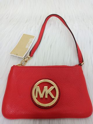 b5017e335 Authentic Michael Kors Wrist Pursed Wallet Large not Burberry x Kate Spade  x Coach x Gucci