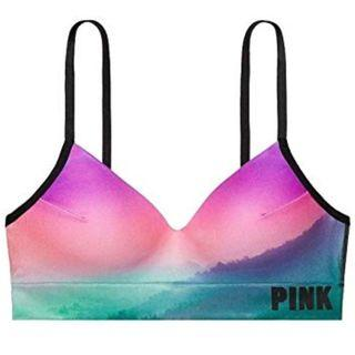 Victoria's Secret Pink Cool & Comfy Wireless Lightly Lined Bra