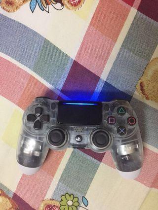 PS4 Controller DS4 Transparent V2