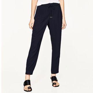 Zara Drawstring Trousers #SwapAU