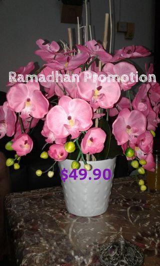 Artificial Orchids Flower