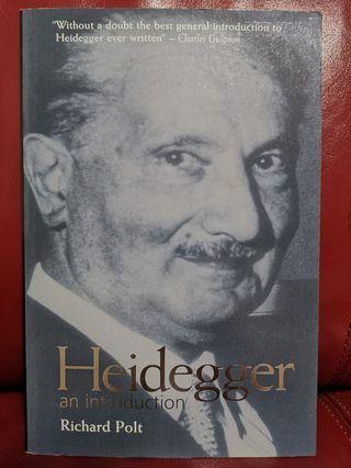 Heidegger Books I