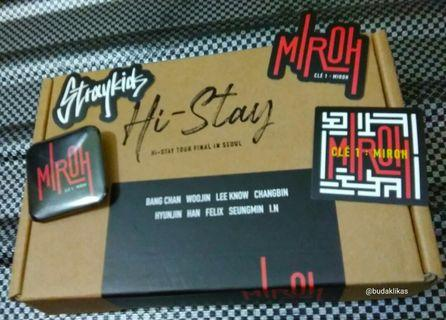 StrayKids Hi-STAY Tour Final in Seoul Official Goods