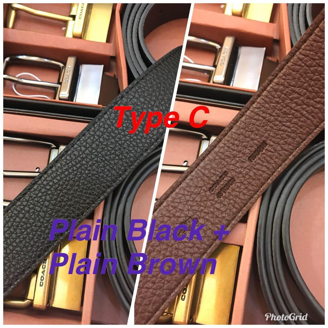 (02/05/19)Authentic Ready Stock coach men  wallet listing purse clutch handbag backpack Kate spade ipad holder card holder men belt leather belt accessories hijk