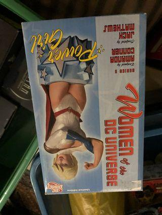 Dc Direct Womens Of Dc Universe Power Girl Bust