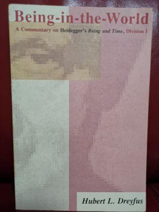 Heidegger Books II