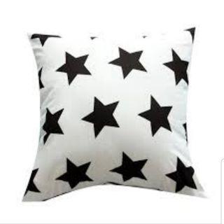 Clearance Sale - Stars Monochrome Cushion Covers