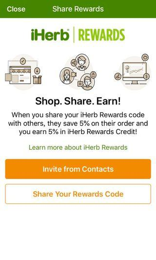 Iherbs promotion code