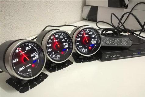 Thai Defi meter complete Set