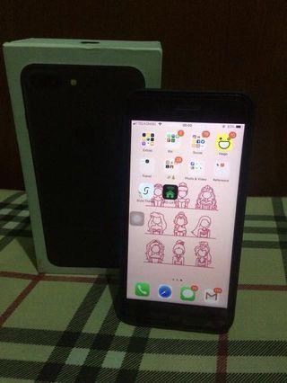 IPHONE 7+ JET BLACK (NEGO) HOLD BELUM DIJUAL