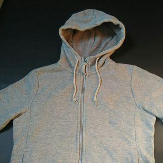 Uniqlo pile lined fullzip