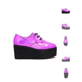 🚚 YRU stomp lo purple
