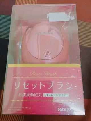 Portable Hair Brush (pink)
