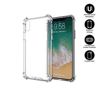 Drop guard screen protector