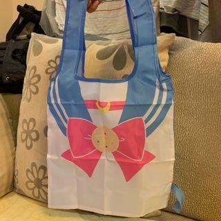 美少女戰士sailormoon月野兔環保袋便攜輕便