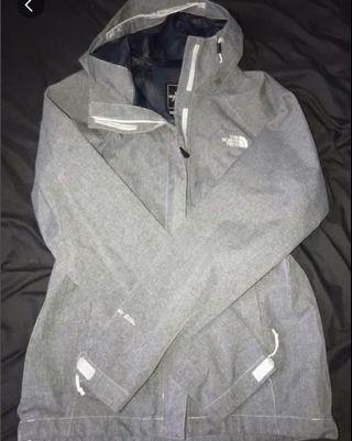The North Faced grey windbreaker *REDUCED*
